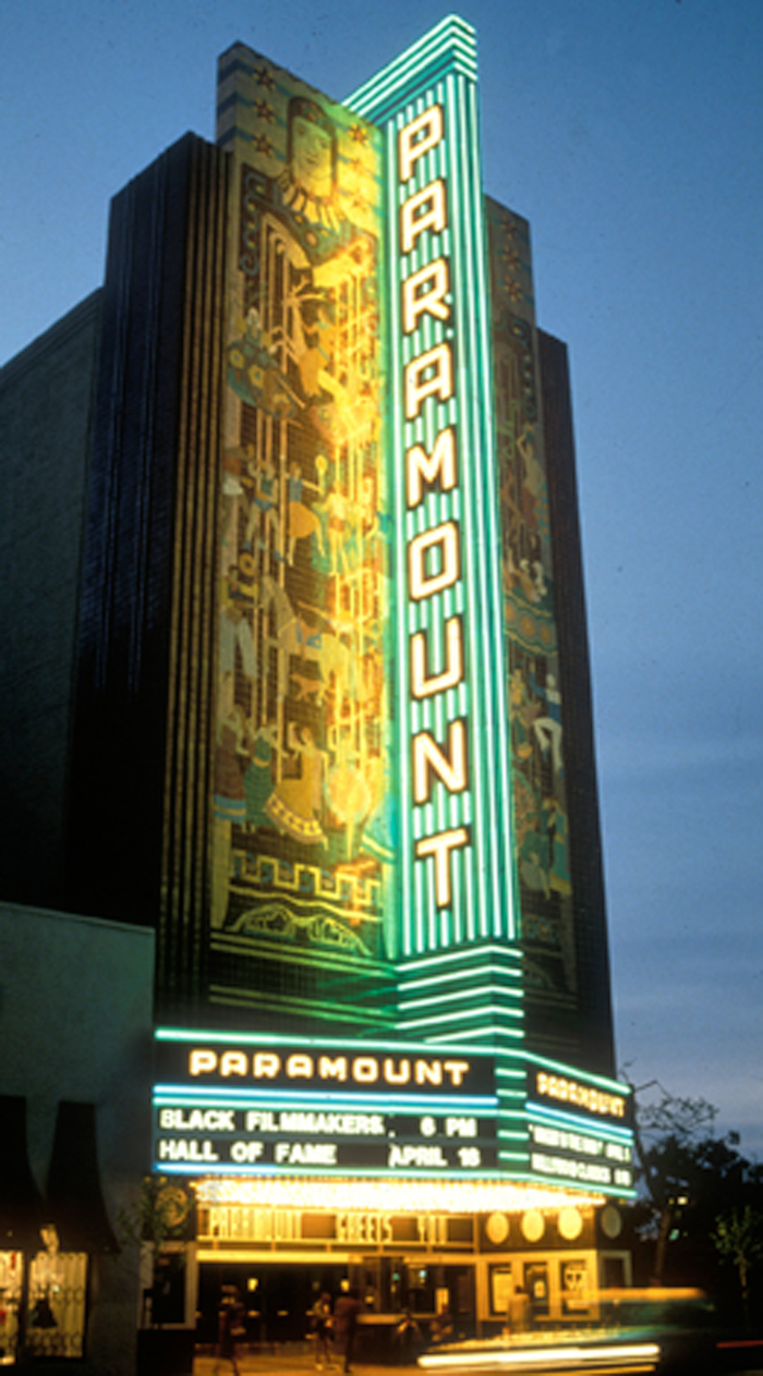 Oakland's Paramount Theatre