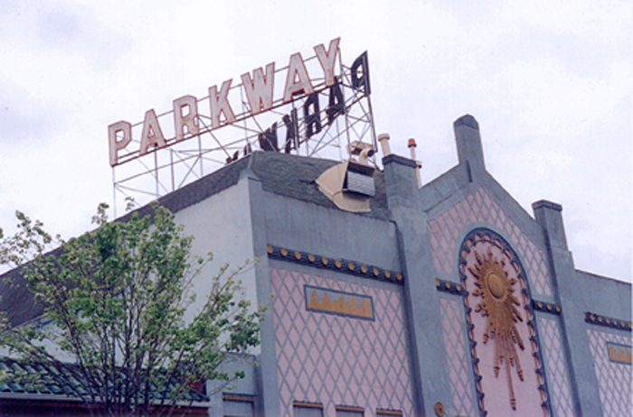 Parkway Speakeasy Theater