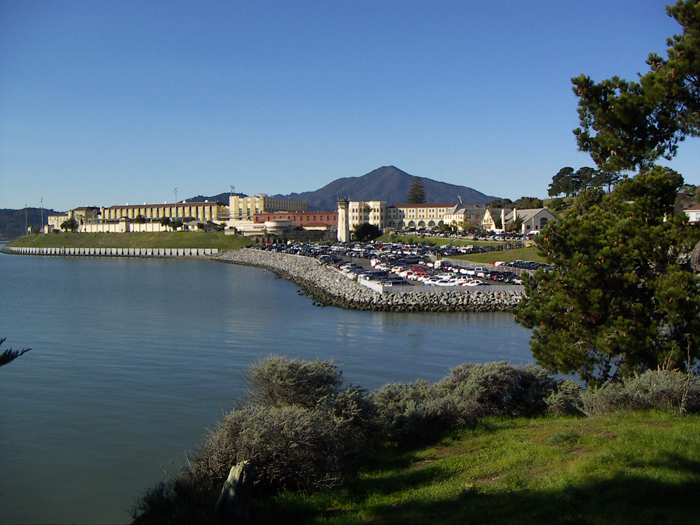 A Waterfront Development in Marin County