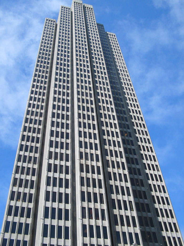 Downtown San Francisco Building