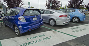Charging Electric Vehicles